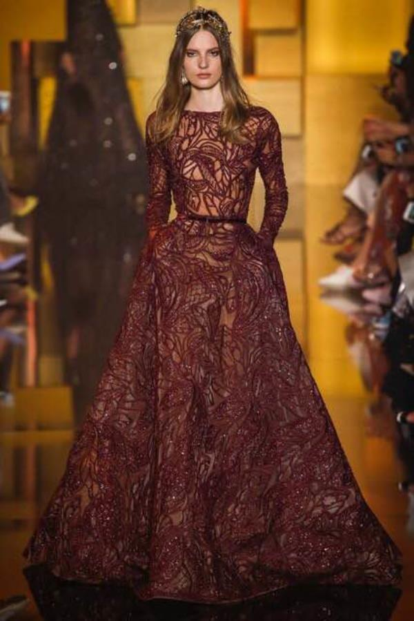 Design for ELIE Saab designer from labenon as this design has really boom the fashion market everybody like and love to have it  - by Alim Abbas, Mumbai Suburban