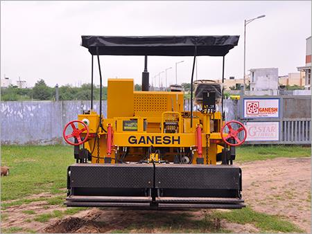 We are Leading Manufacturer of Asphalt Paver Finisher. This finisher is widely used at construction sites for laying asphalt on roads, bridges, parking area etc. the offered Asphalt Paver Finisher is designed with fuel tank capacity of 90 l - by Ganesh Equipment,  Ahmedabad