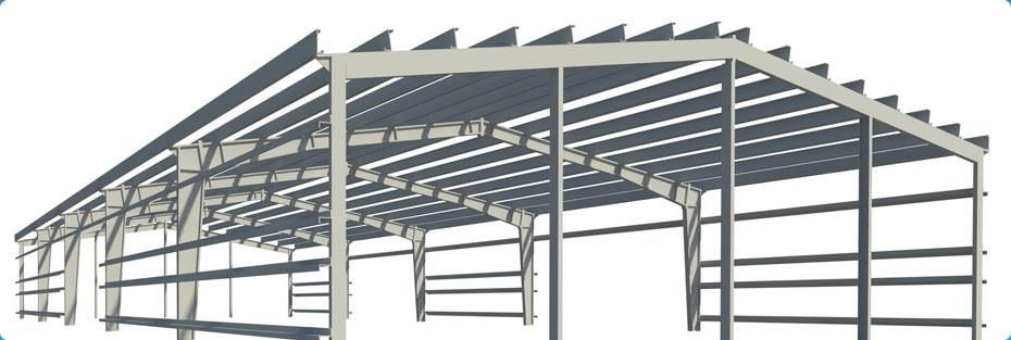 Pre Engineered Building Manufacturer  http://www.r4engineers.com/ - by Structural Steel Fabrication, New Delhi