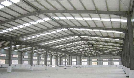 Industrial Shed Manufacturer  http://www.r4engineers.com/ - by Structural Steel Fabrication, New Delhi