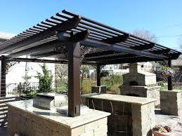 Steel Pergolas   http://www.r4engineers.com/ - by Structural Steel Fabrication, New Delhi