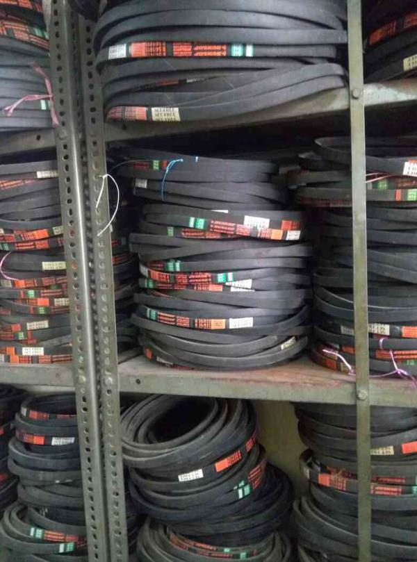 We are dealing in all types of v belts & trimming belts in ahmedabad Gujarat  - by K.B.Belt Centre , Ahmedabad