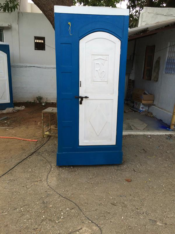 Mobile  Toilets in Coimbatore   FRP Portable Toilet , Easy To handy , More user friendly . Easy Washable , Portability Readymade Toilets   Economic Readymade Toilets in Pollachi  Quality Puff Toilets in Coimbatore  Leading Labour Toilets in - by R2 Associates, Coimbatore