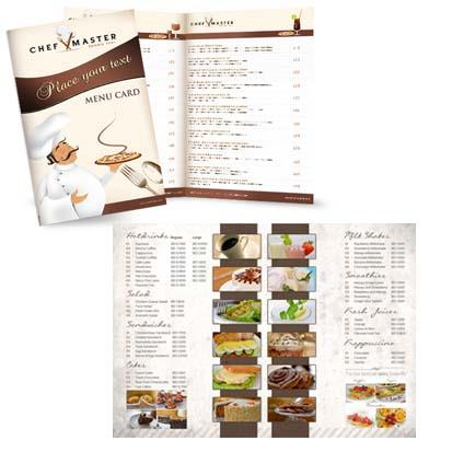 We specialize in creative concept based Menu Designing Service. We have dedicated team for Menu Designing Service. We are offering the superior quality of Menu Designing Service. - by Right Align Advertising Pvt.Ltd. +91 9444892480, Chennai