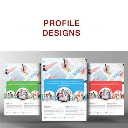 We specialize in creative concept based Profile Designing Service. We have dedicated team for Profile Designing Service. We are offering the superior quality of Profile Designing Service. - by Right Align Advertising Pvt.Ltd. +91 9444892480, Chennai
