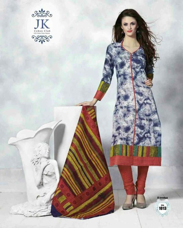 We are supply good quality cottan dress materials. We are manufacturing printed dress material. - by Sara Creation, Ahmedabad