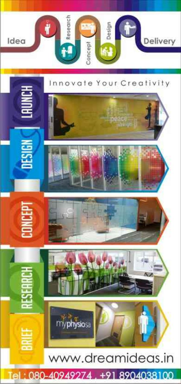 Customized ur office space - by Dream Ideas, Bangalore