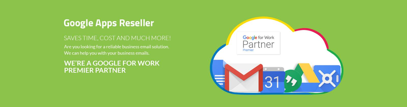 Google For Work, the organization gets more customized email addresses, calendar, Mobile email and IM access. No additional software or hardware is required to access it. It's default spam filtering is considered to be the leading filter in - by 300 OFF! Google Apps for Work Partner +91 7503131644, Delhi