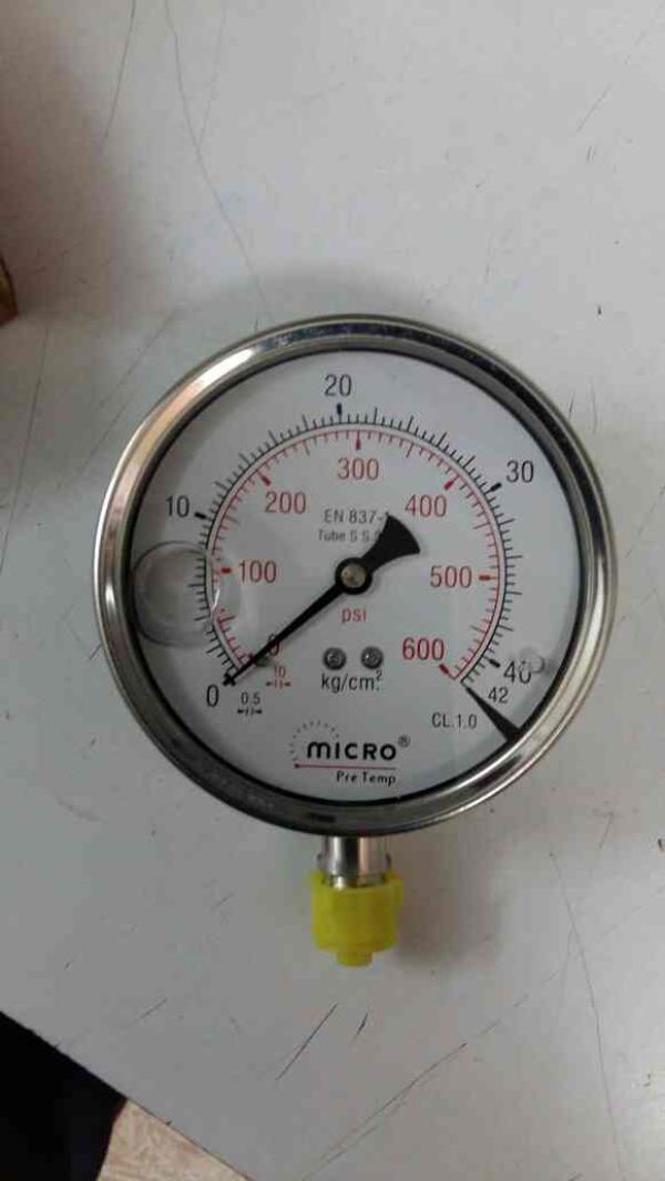pressure gauge  - by Shubh Instruments, Mumbai