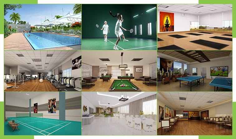 Apartments in Hyderabad:  Accurate wind chime has a plethora of amenities at their club house for young and old. Not only to be provide are amenities but also specialized cochin in various sports and cultural activities here some of the ame - by Accurate Wind Chimes Call 04039560530, Hyderabad