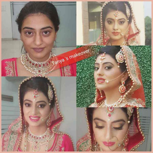 look gorgoes by Tanya Loreal make up artist we are the best makeup artist in delhi  - by Tanya Puri Makeup Artist, New Delhi