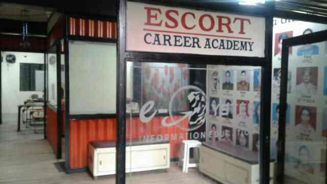 peaceful infrastructure. - by ESCORT CAREER ACADEMY, Bareilly
