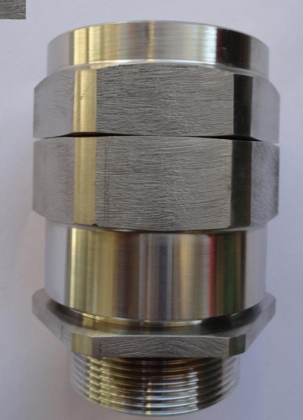 We bring forth superior quality SS Cable Gland in the markets. Our Heavy Duty SS Cable Gland is manufactured from the optimum quality stainless steel to assure high performance. These glands are available in various dimensions to be used in - by Turno Mech Engineers, Rajkot