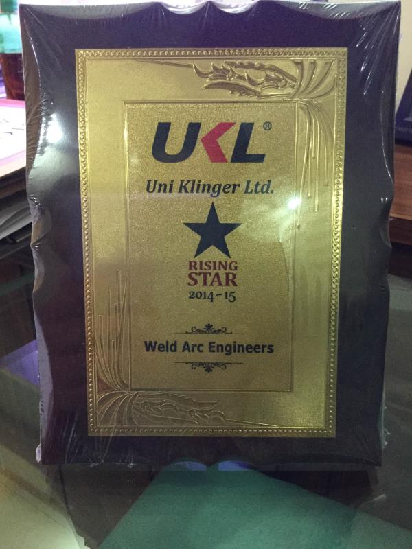 Weld-Arc Engineers is a professionally manage Organisation, managed by Surendrakumar Agarwal having the experience of more than 20 years in the engineering field with a technical back up of Mechanical Engineer background. We are providing t - by Weld Arc Engineers , Vadodara