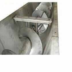 Screw Conveyor Manufacturers In Chennai - by Macadam Industries, Chennai