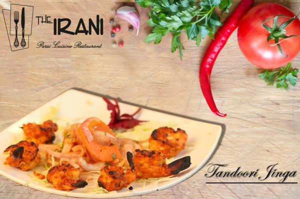 Exclusive Sea Food Dish _ Tandoori Jinga (Prawns) - Feel the mesmerizing & delightful taste with the on;y Parsi Cuisine Restaurant of Surat for the first time. #TasteOurFood #ReveiwUs #WinFreeGiftHampers #Surat #Restaurant #Lunch #Dinner - by The IRANI Parsi Cuisine Restaurant, Surat