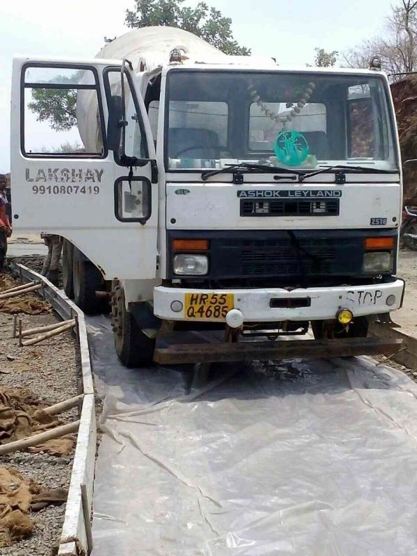 best transit mixer for rental  - by Rahi Enterprise, Ahmedabad