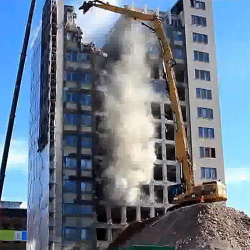 Building Demolition Services In Chennai - by South West Construction, Chennai