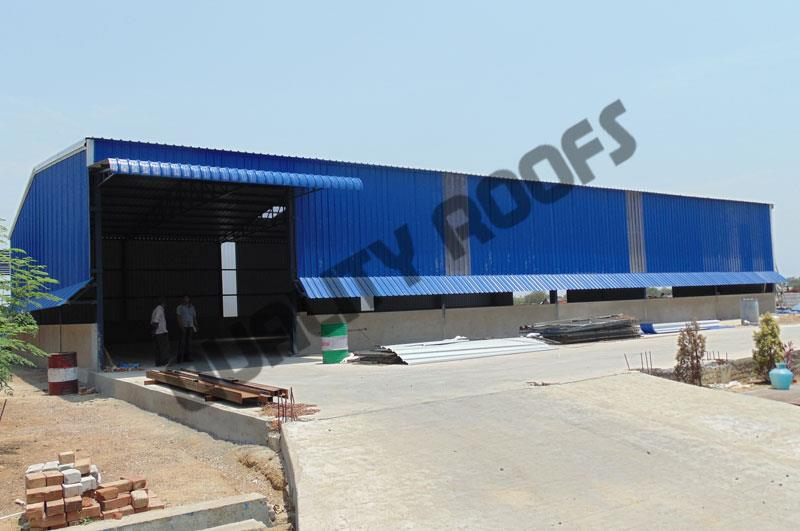 Industrial Roofing Shed Workers In Chennai                          we are the Leading Industrial Roofing Shed Workers In Chennai. Over all 12 years experience. we have completed several Industrial Roofing In Tamilnadu with maintaining international standards with competitive price. we are mainly focused Industrial Roofing Shed Workers In Chennai. we are also specialized in Industrial Roofing Works. s well as easy installation support. Some of its features include coming stringently tested for quality finish, allows for easy installation, capability to withstand extreme weather conditions, offer longer service life, allow easy movement to any place, allows for faster installation, Also, these services are executed as per the specific requirements of customers to attain their maximum satisfaction.  - by QUALITY ROOFS PVT LTD           Call us : 9841510901, chennai