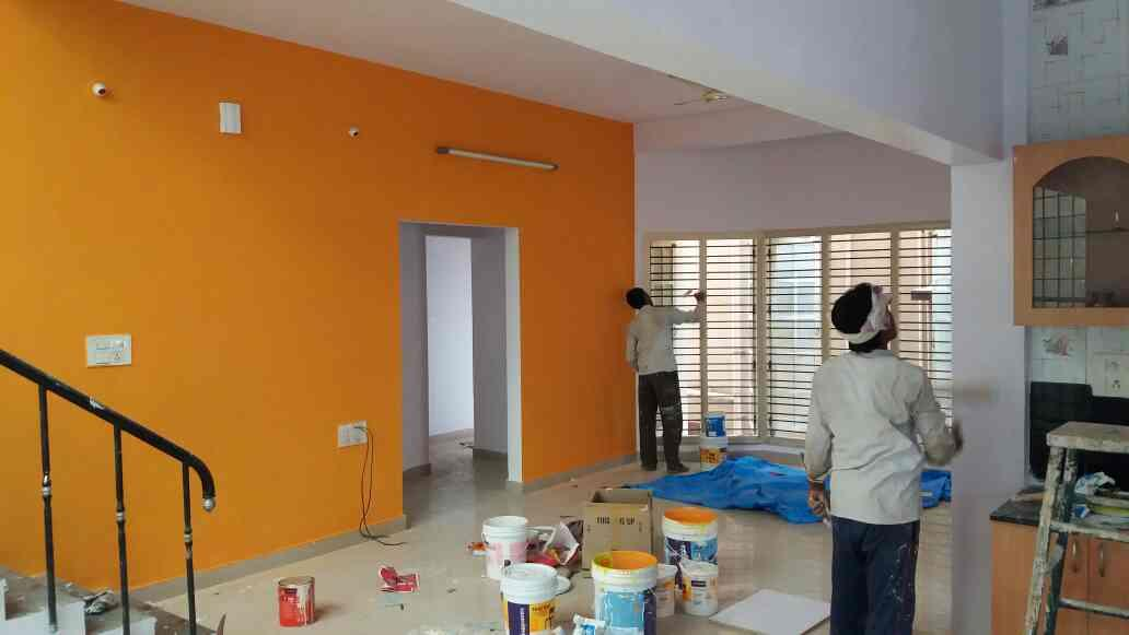 Painting contractor Kanakapura road. My city services providing the best painting contractor in Bangalore. we are doing best painting works. www.mycityservices.in  - by My City Services, Bangalore