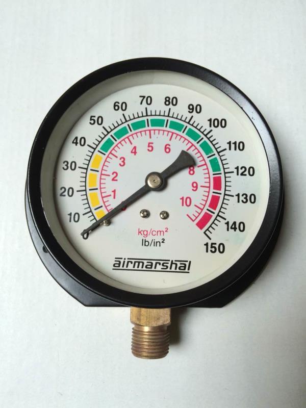 We r making industrial pressure gauge since 1979 in Rajkot in Gujarat  - by Nilesh Instruments Industries, Rajkot