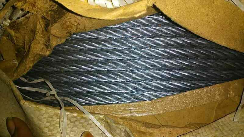 WIRE Ropes.  - by Neo Ropes & Tackles P Ltd, Chennai