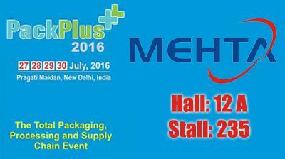 Mehta Cad Cam Systems Pvt. Ltd at Pack Plus exhibition:  Venue:  Hall No: 12 A, Stall No; 235, Pragati Maidan, New Delhi, India.   - by MEHTA CAD CAM SYSTEMS PVT LTD, Ahmedabad