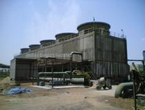 Quality RCC Cooling Tower            RCC  means reinforced cement concrete cooling tower.The tower body is constructed with RCC. Instead of old conventional model timber construction. The RCC Cooling tower is much durable than timber and FR - by United Cooling Systems, Coimbatore
