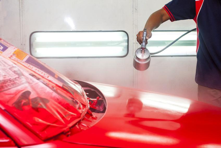 You will get a best car painting with affordable budget at your door-step services available here in AJA Enterprises. - by A.J.A ENTERPRISES, Bangalore