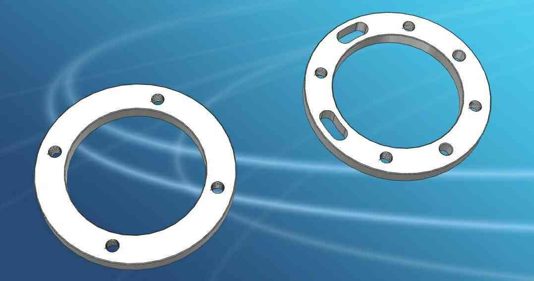 V-6 Stud Ring Set  - by Matrix Techno Industries, Rajkot
