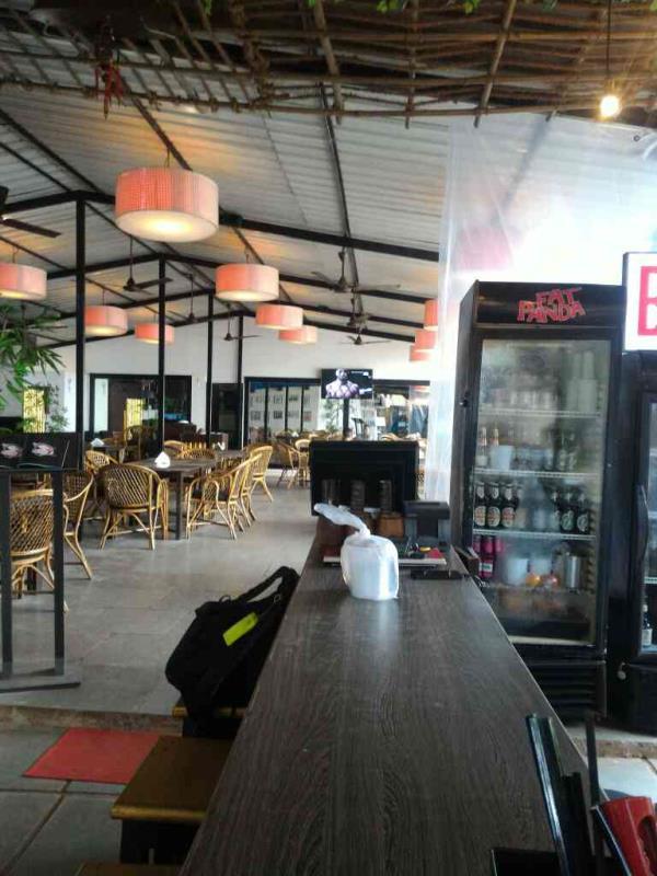 best restaurant on candolim - by FAT PANDA, Candolim