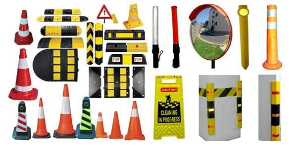 road Safety materials items  - by SA Enterprises, Bangalore
