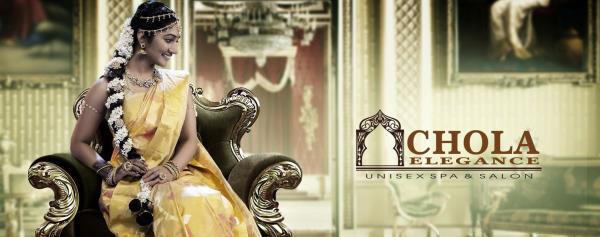 Bridal Makeup In Madurai - by Chola Elegance Unisex Spa & Salon, Madurai