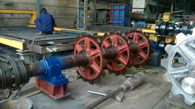 cane carrier drive sprocket - by Shree Kurmdas Industries, Pune