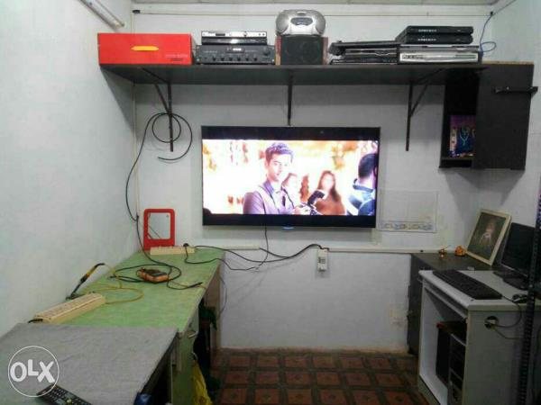 our service led TVs in branded led TVs like Samsung sony lg etc.  - by CRYSTAL SOLUTION, Chennai