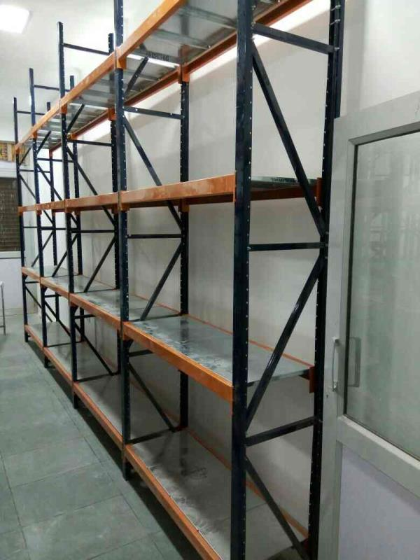 We have different types of Racking & Shelving Systems that are suitable for your physical conditions of your warehouse, business process and logistic activities. - by KRISHNA INTERIO, Ahmedabad