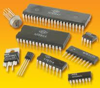 "An integrated circuit or monolithic integrated circuit (also referred to as an IC, a chip, or a microchip) is a set of electronic circuits on one small plate (""chip"") of semiconductor material, normally silicon. This can be made much smalle - by Digjamelectronics, Mumbai"