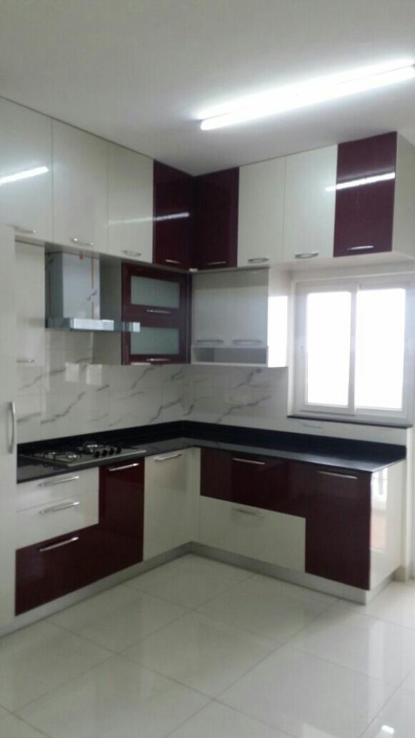 best modular kitchen manufacturer in bangalore - by Aakruthi Interiors, Bangalore