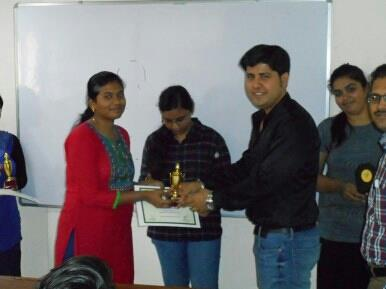 Award Functions with our brilliant students at Omniscience institute, Nizampura, Vadodara, Gujarat - by Omniscience Enterprises, Vadodara