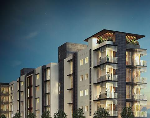 Luxury Apartments in Guindy - by Bbcl, Chennai