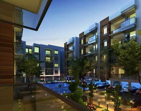 Compact Luxury Flats in Thoraipakkam - by Bbcl, Chennai