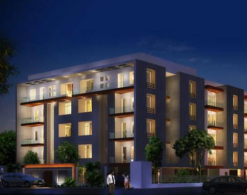 compact luxury villas in Perungudi - by Bbcl, Chennai