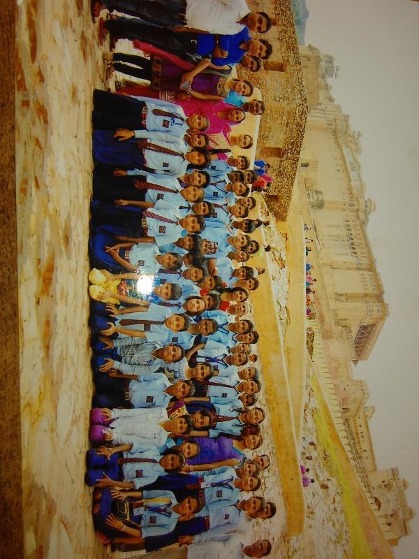 School tour in jaipur and ajmer  - by Golden Public School, Alwar