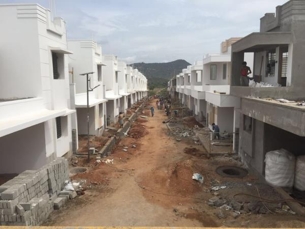 Best Gated Community Villas in Coimbatore  Our homes are finished with a touch of class and elegance , integrating contemporary styles with traditional approaches – to give the warmth of satisfaction and bliss to our valuable customers who  - by E S RAMASAMY & CO, Coimbatore