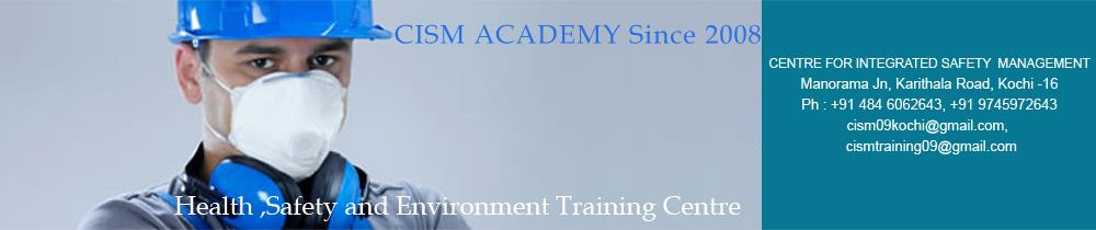 COURSES WE OFFER:  DIPLOMA IN REFRIGERATION & AIR CONDITIONING DIPLOMA IN LOGISTICS MANAGEMENT DIPLOMA IN AIRPORT GROUND SERVICES MANAGEMENT DIPLOMA IN CABIN CREW SERVICES & HOSPITALITY MANAGEMENT  ADVANCED DIPLOMA IN HSE MGMT & FIRE - by CISM ACADEMY, Ernakulam