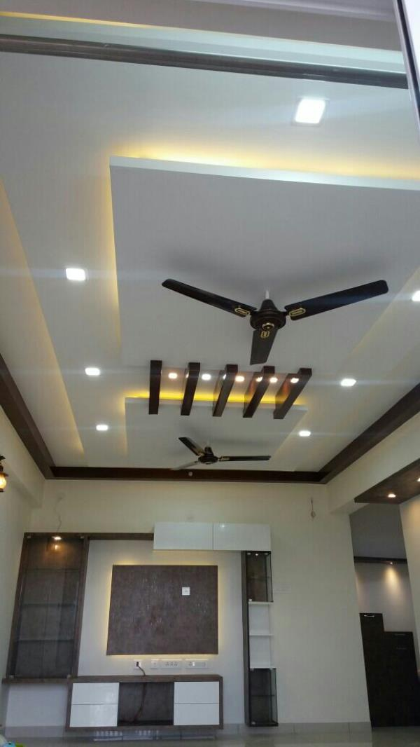 home interiors near malleshwarm - by Aakruthi Interiors, Bangalore