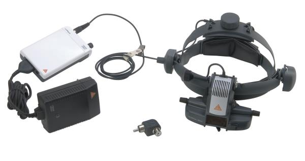 Omega 500 Kit with mPack and plug-in transformer (incl. 90° angled adaptor)
