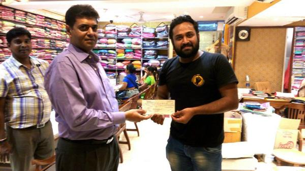Ram Chandra Krishan Chandra. Happy website customers. Website Chandni Chowk.  - by Digitaldesh, New Delhi