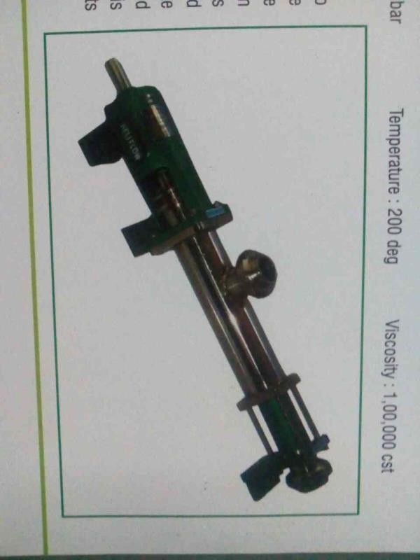 BH Series Screw Pump - by Heliflowpumps, Coimbatore