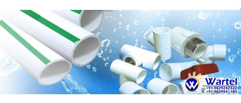 PVC pipe and fitting manufacturer in udaipur PVC pipe and fitting manufacturer in rajasthan PVC pipe and fitting  suppliers in gujrat - by WARTEL  PLASTOMAC   LIMITED -CALL US  9829242322,8875059111, Udaipur